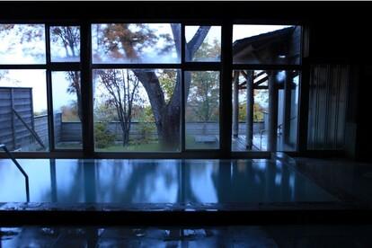 名湯網張温泉で芯まで温まる