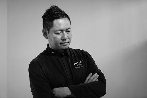 前田 元氏