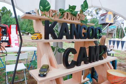 カングーキャンプ2020のレポート