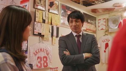 (C)2018「鯉のはなシアター 広島カープの珠玉秘話を映像化したシネドラマ」製作委員会