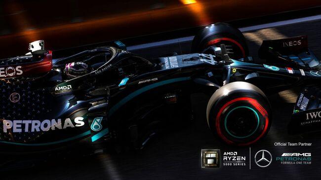 AMD Ryzen 7 5800Xを搭載