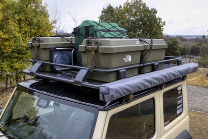 ジムニー以外でオススメしたいキャンプに行くための軽自動車