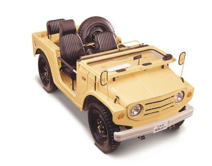 レジャーが楽しい超個性派の旧車