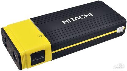 日立(HITACHI) ジャンプスターター 充電バッテリー日立ポータブルパワーソース 16000mAh 12V車専用 P