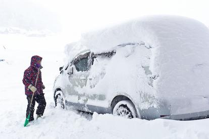 キャンピングカーは冬こそ大活躍