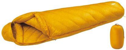 モンベル(mont-bell)寝袋 アルパインダウンハガー800#2 サンフラワー(SUF) R/ZIP #112137