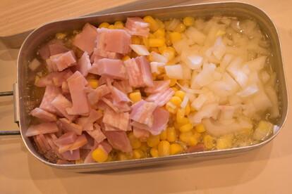 メスティンレシピ 炊き込みご飯 レシピ3