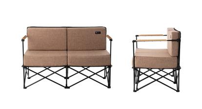「屋外ソファ」に「揺れるハンモック椅子」! キャンプの楽しさ倍増の「技ありチェア」7選