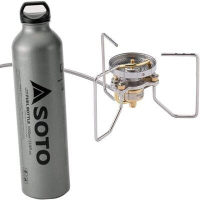 SOTO ストームブレーカー SOD-372+広口ボトル 1000ml SOD-700-10