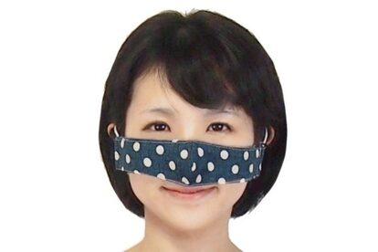 鼻だけマスク