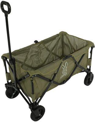 DOD キャンプ道具 をまとめて運べる キャリーワゴン