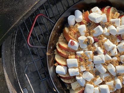 冬のキャンプでトライしたいレシピ