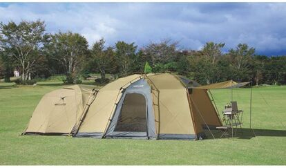 UNIFLAME(ユニフレーム) キャンプ タープ REVOシェルター 681367