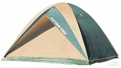 キャプテンスタッグ(CAPTAIN STAG) テント プレーナドームテント M-3102 ドーム型 5~6人用