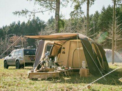 ogawa(オガワ) アウトドア キャンプ テント ティエラ ラルゴ [5人用] 2760