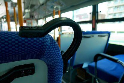 バス・車内