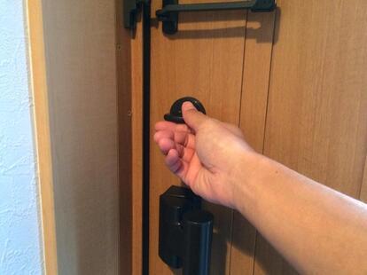 ドアをあけると...(画像はイメージ)