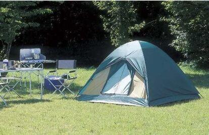 キャプテンスタッグ(CAPTAIN STAG) テント クレセント ドームテント M-3105 ドーム型 3人用 防水