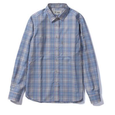 SCミドルチェックシャツ ¥13,200 (Women's)