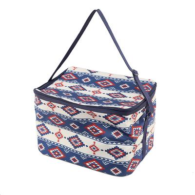 「ボックス型保冷バッグ Native 15L」価格:1,078円/サイズ:W35×D24×H25cm/容量:約15L/静止耐荷重:8kg