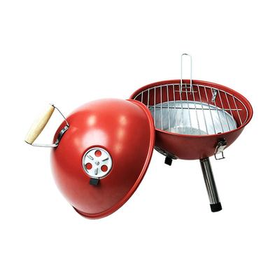 「クックウェア Grill & Smoked Ball」価格:3,278円/グリルだけでなくスモーク料理も作れます!
