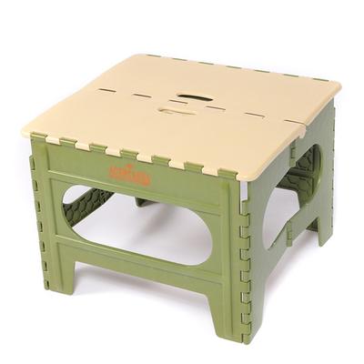 「フォールディング テーブル」価格:3,828円/サイズ:W55×D52×H40cm