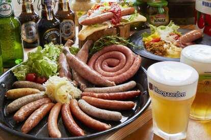 ビール BBQグ ルメ