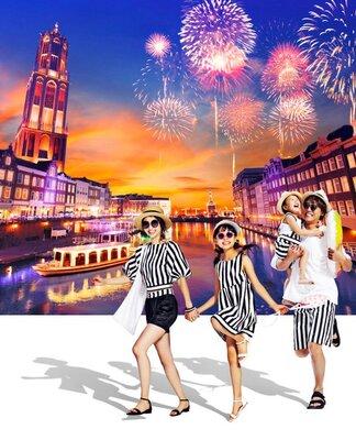 サマーフェスティバル~光の街の夏祭り~