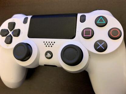 PS4コントローラー画像