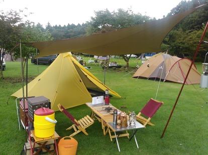 キャンプに持ち込む用品のセレクト方法