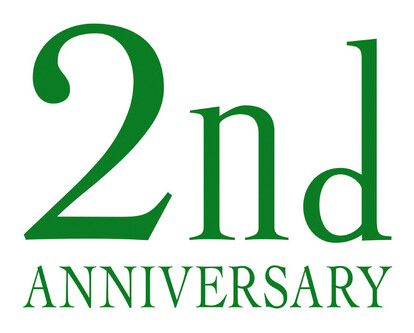 SHIBUYA SCRAMBLE SQUARE 2nd Anniversary ロゴ