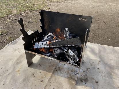 焚火のマナー