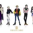 トランプ×異能力バトルプロジェクト「HIGH CARD」PV公開、キャストに佐藤元・増田俊樹ら(New!!)
