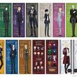 「憂国のモリアーティ」ウィリアムやシャーロックの等身大広告が東京メトロ新宿駅に(New!!)