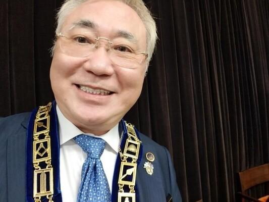 韓国人 大村知事