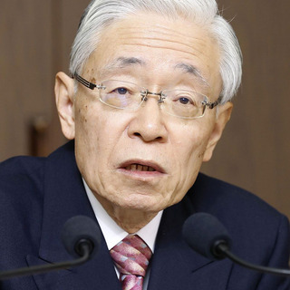 NHK前田会長が受信料値下げに否定的見解「ありきでは番組の質が落ちる」