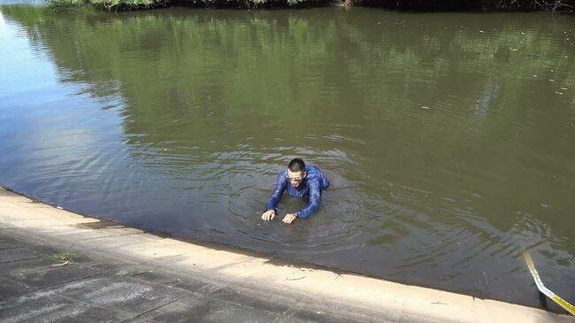〝ため池の危険性〟なぜ命を落とすのか…『なるほど...』