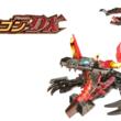 『変形ギミックを搭載したアクションホビー!セガトイズ「チェインレンサー チェインドラゴンDX」(New!!)』のサムネイル