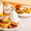 『エッグスンシングス「さつまいもブリュレパンケーキ」キャラメリゼした濃厚スイートポテトクリームをON(New!!)』のサムネイル