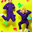 『陳内将&梅津瑞樹が『カミシモ』で演じる、お笑いコンビ「アマゲン」のビジュアル解禁 舞台の公演日程も発表(New!!)』のサムネイル