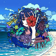 『アニメ「でーじミーツガール」主題歌は16歳の新人歌手、丸紅茜がジャケット描く(New!!)』のサムネイル