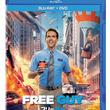 平凡なモブキャラがゲーム史上最大の危機を救う!映画『フリー・ガイ』ブルーレイ+DVDセット(New!!)